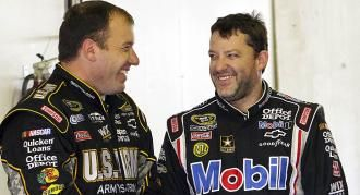 SPORTING NEWS (7/26/12): Indiana's Tony Stewart now embraces NASCAR at Indy, hopes to collect third Brickyard 400 trophy - NASCAR - Sporting News