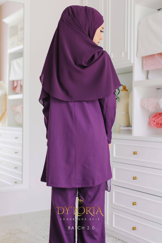 RM 179.00 Lavender Fashion, Raincoat, Coat