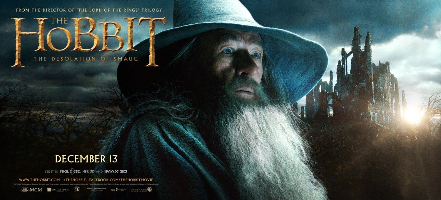 The Hobbit: The Desolation of Smaug 12.13.13