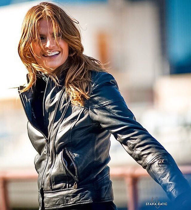 BTS: #StanaKatic - #Castle 4x23