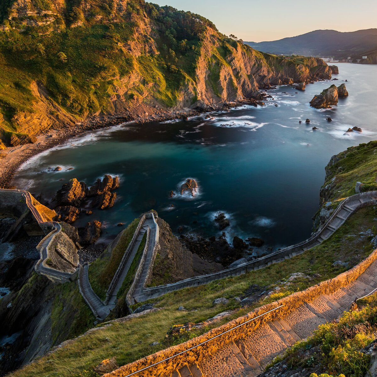 20 Hottest Vacation Destinations To Visit In 2020 According To Airbnb San Juan De Gaztelugatxe Vacation Destinations Basque Country