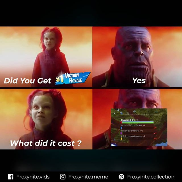 Update Fortnite Meme Everyday Froxynite Meme Foto Dan Video Instagram Seriously Funny Best Funny Photos Funny Gaming Memes