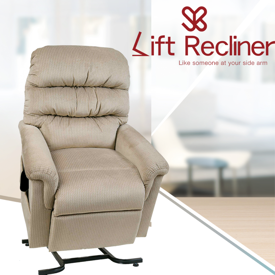 Modern Massage Sofa Electric Reclining Lift Chair For The Elderly