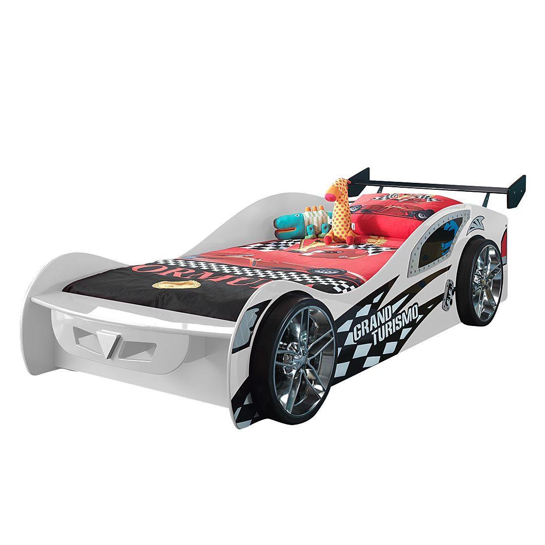 Autobett Grand Turismo - Weiß, Vipack Jetzt bestellen unter: https ...