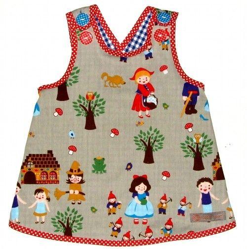 pinafore dresses - toddlin-town kids fashion kindermode vêtements pour enfants