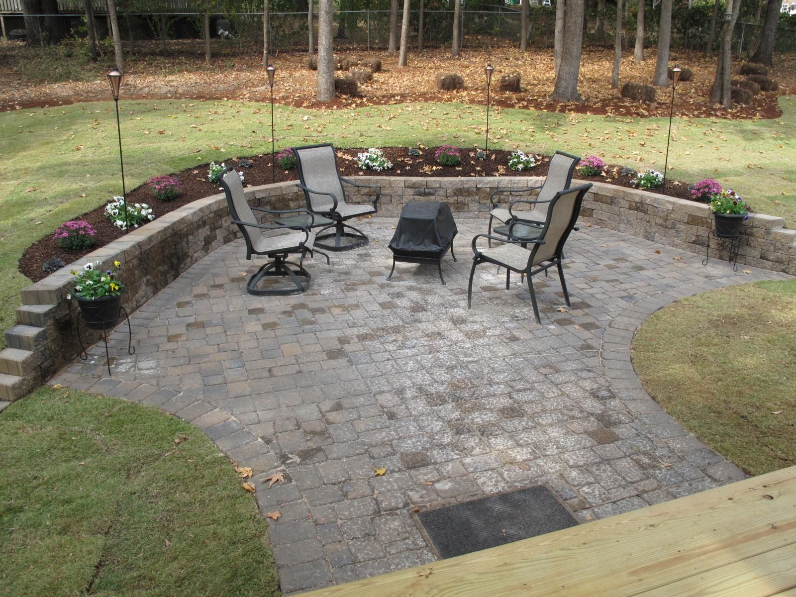 pavers patio ideas best 20 paver patio designs ideas on pinterest stone patio best 20 paver - Stone Patio Ideas On A Budget
