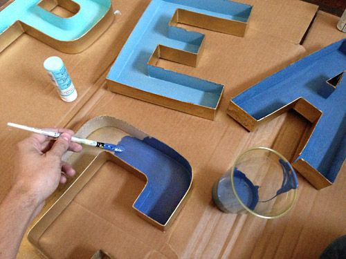 Metal Letters For Outside Eleven Fun Holiday Upgrades For The Children's Hospital