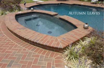 brick+pavers+around+pool   brick pool coping   for the pool