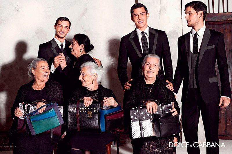 Dolce & Gabbana SS15 Campaign