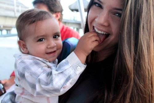 little Mason Disick. The IT baby of the IT babies