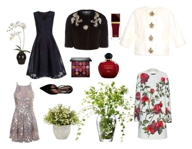 """""""Nair"""" by marciabackermendes ❤ liked on Polyvore featuring Paul Smith, Steve Madden, Christian Dior, Tom Ford, Smashbox, Dolce&Gabbana, LSA International, Sia, Nearly Natural and Glamorous"""