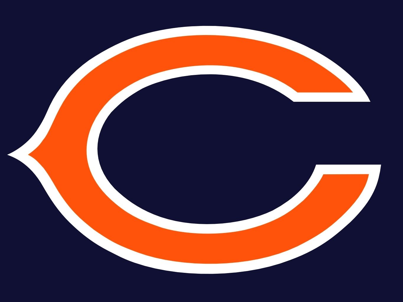 free football pictures bears chicago bears football pinterest rh pinterest ca chicago bears logo vector image chicago bears vector free