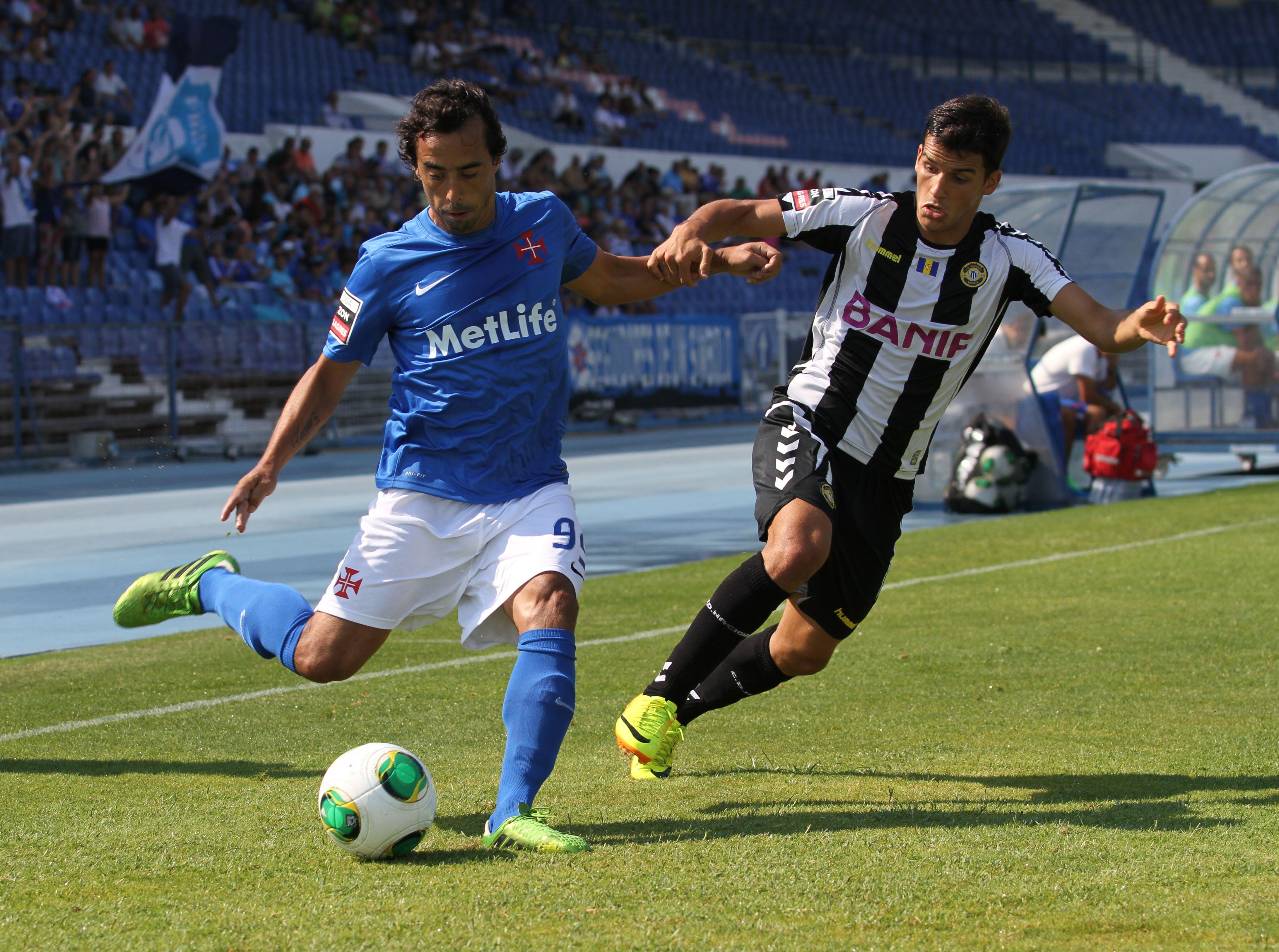 Liga Zon Sagres 2013/14, 3ª Jornada, Estádio do Restelo | Os Belenenses - Nacional da Madeira *** Paulo Jorge