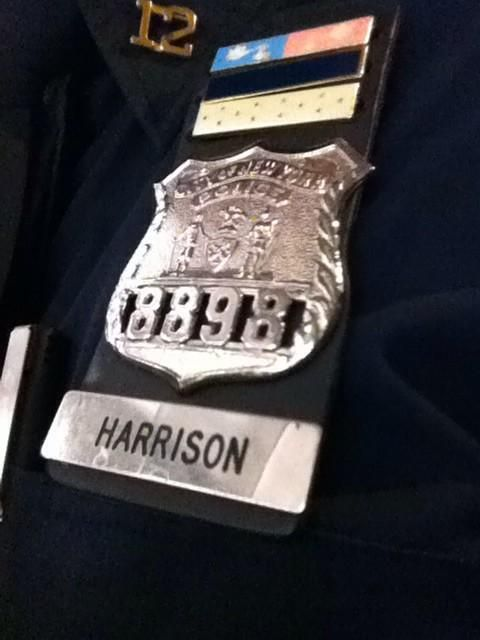 "From: ""@Schae_Harrison: Proud to serve the 12th! #Castle!"""