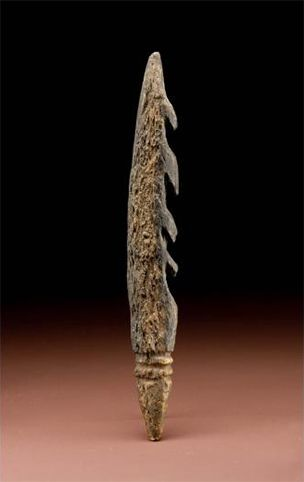 Harpoons In The Democratic Republic Of The Congo Ancient Humans Prehistoric Art Ancient Artifacts