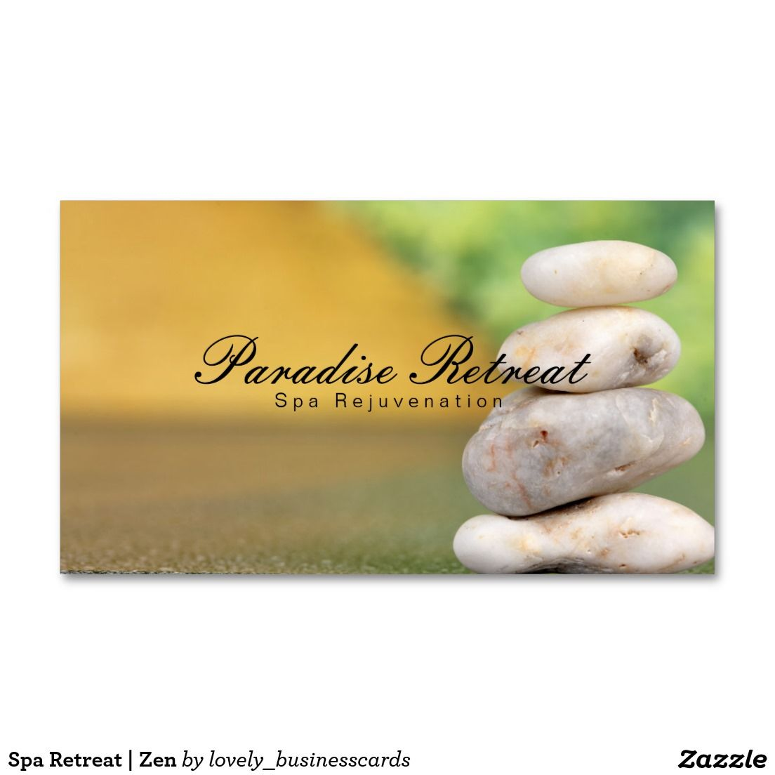 Charming Nature Business Cards Photos - Business Card Ideas - etadam ...