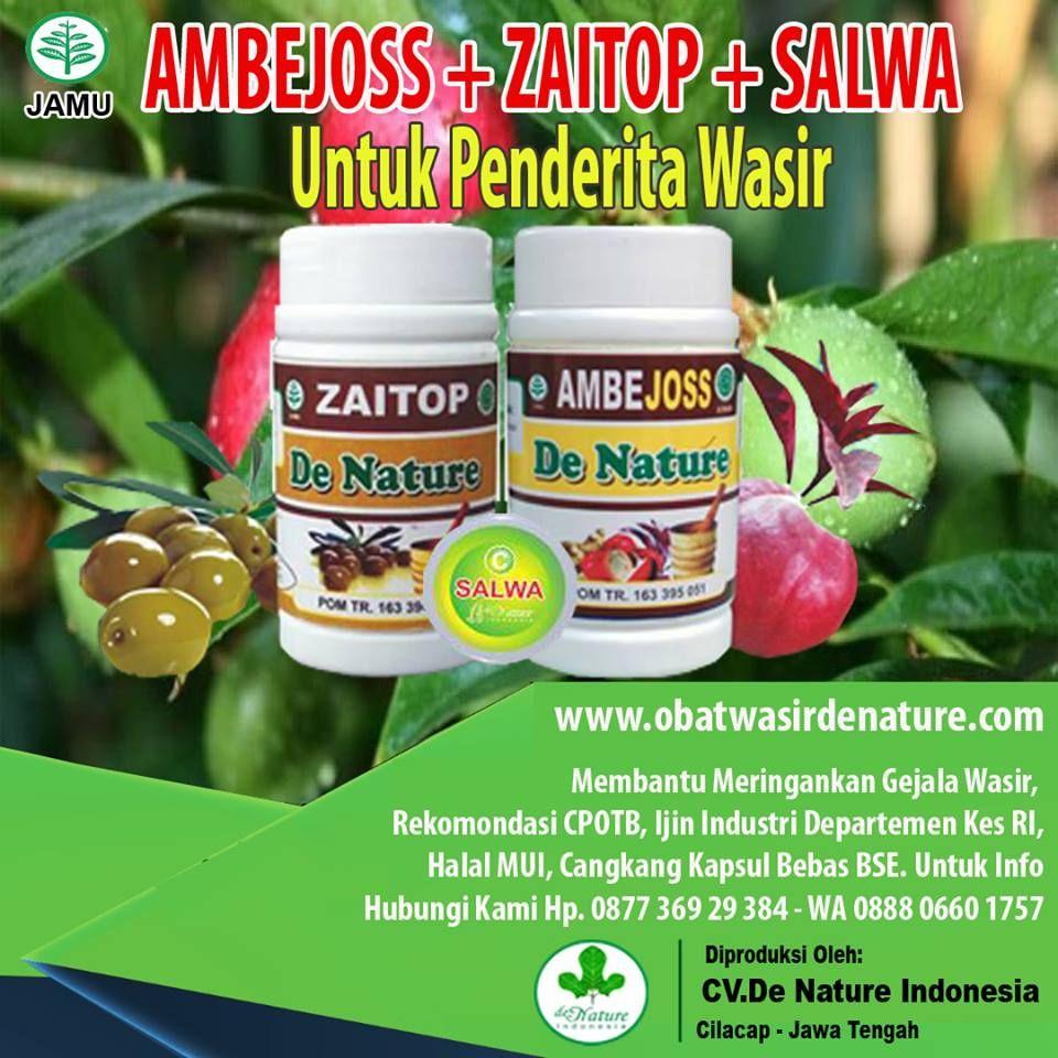 Obat Ambeien Herbal Yang Ampuh Wasir De Nature Asli