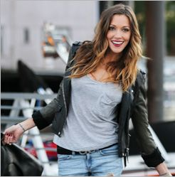 Katie Cassidy Style | The Zoe Report