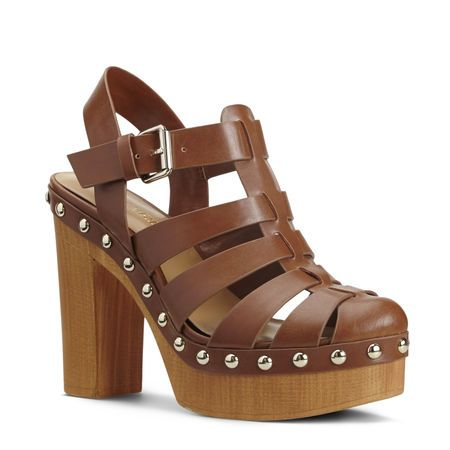 9d2ca803ad6 Modelme Caged Platform Sandals - I DIE for these with my 40 s romper-shorts!