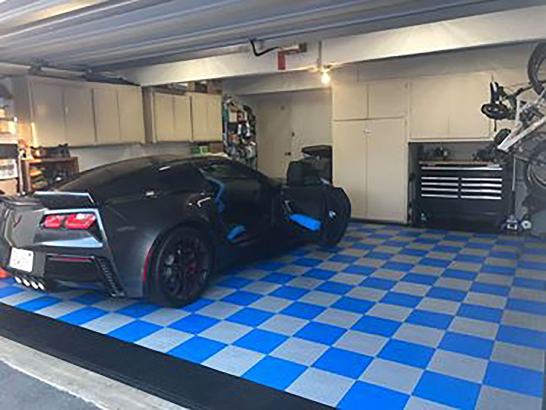 This Garage Turned Out Amazing Garageflooring Hotcars