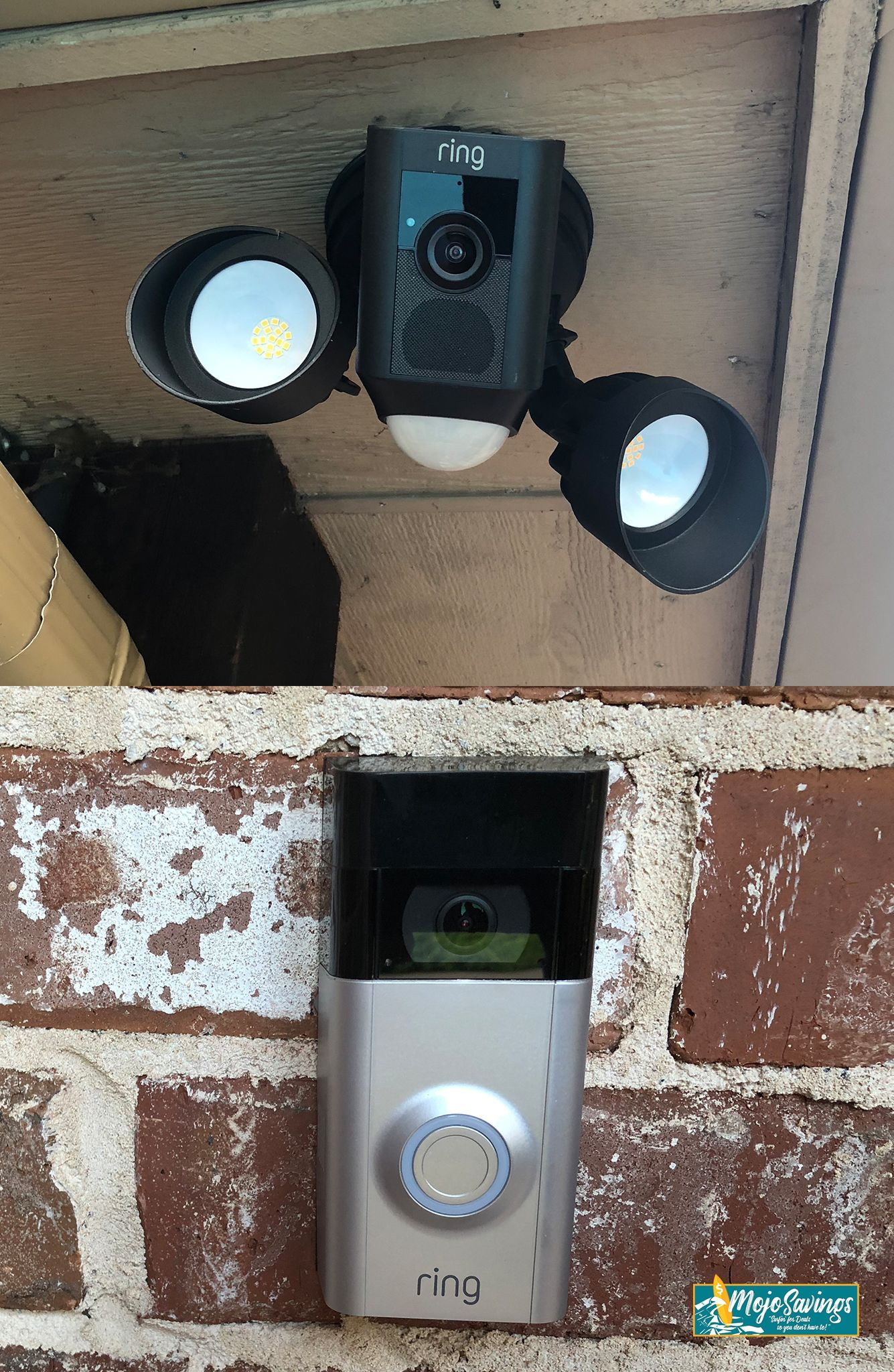 Hot Deal On Ring Products 2 Flood Lights Chime Pro Only 314 Shipped Ring 2 Doorbell Only 170 Diy Rings Smart Ring Ring Doorbell