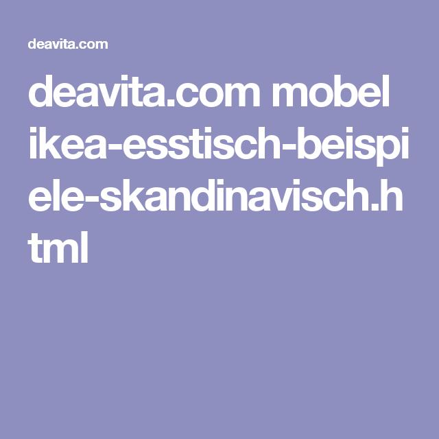 Deavita.com Mobel Ikea Esstisch Beispiele Skandinavisch.html