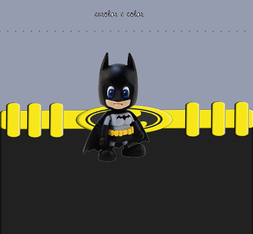 Batman Invitaciones Etiquetas Imprimibles Y Cajas Para
