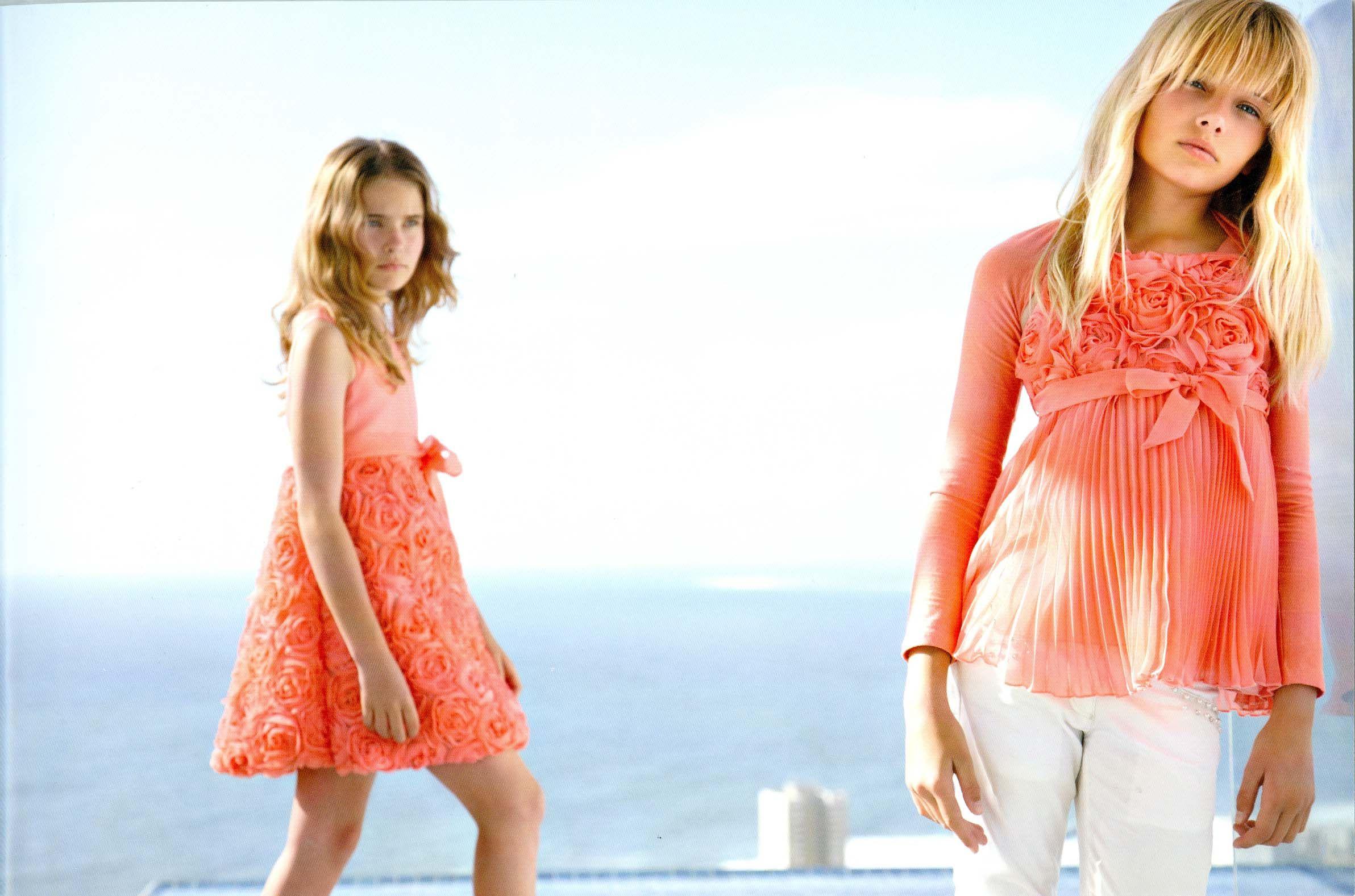 lowest price a52fd 62320 Elsy Abbigliamento eleganti per bambine, vestiti bambina ...