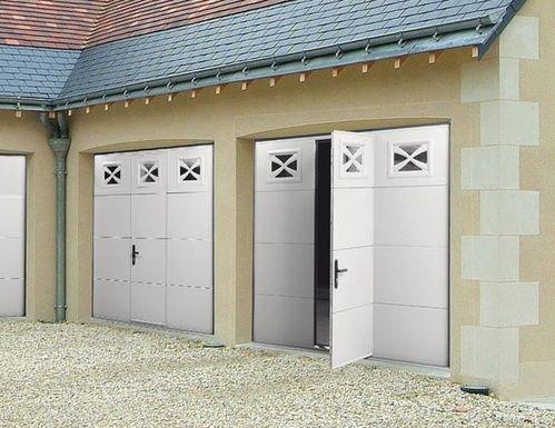 Portes de garage pliantes Maison Koutio Pinterest