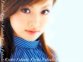 Kyoko Fukuda , Fukada Kyoko(深田恭子) / japanese actress