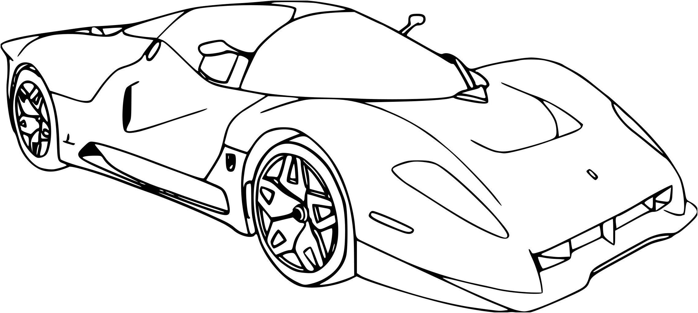 12 Impressionnant Coloriage Voiture Fast and Furious Image ...