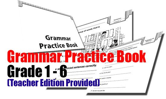 Download Grammar Practice Book All Level (PDF) With Teacher