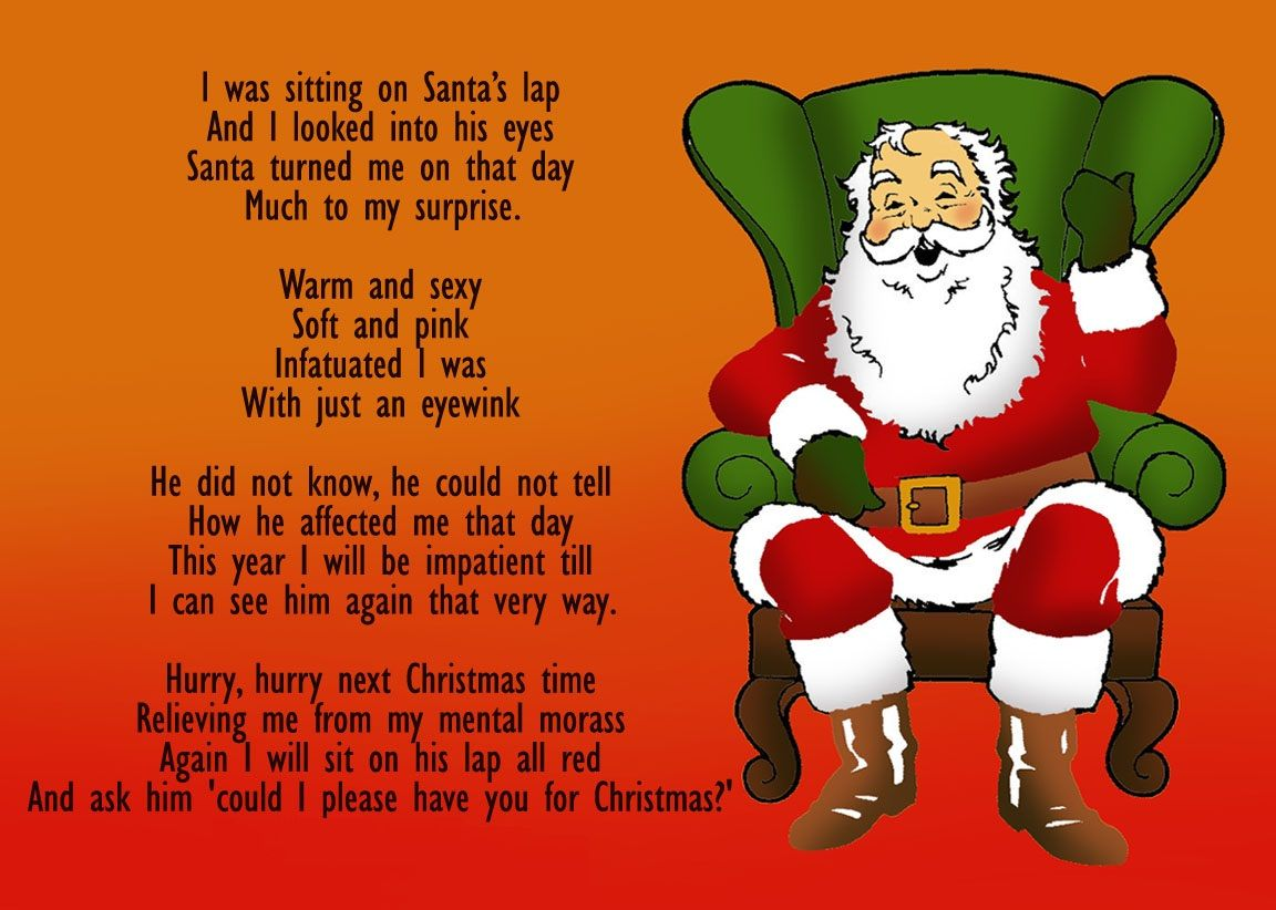 Funny Christmas Poems for Adults | Christmas | Pinterest | Christmas ...
