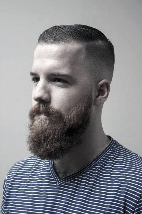 Photo of 50 Short Hair With Beard Styles For Men
