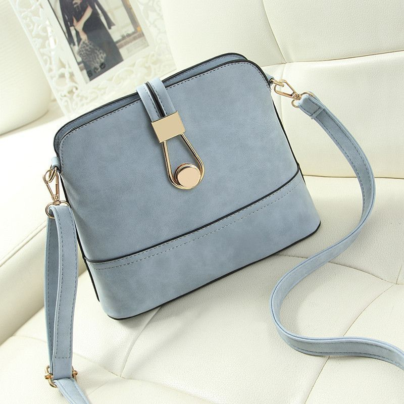 9152072104 Small Faux Messenger Bags