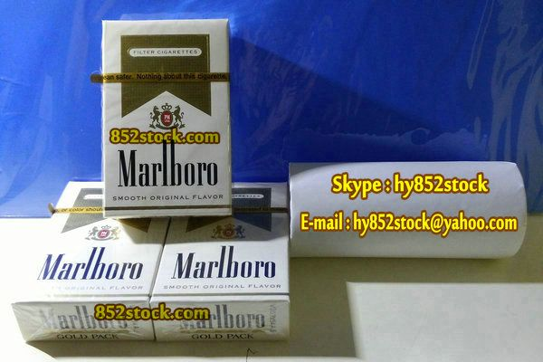 How much cigarettes cost in Thailand