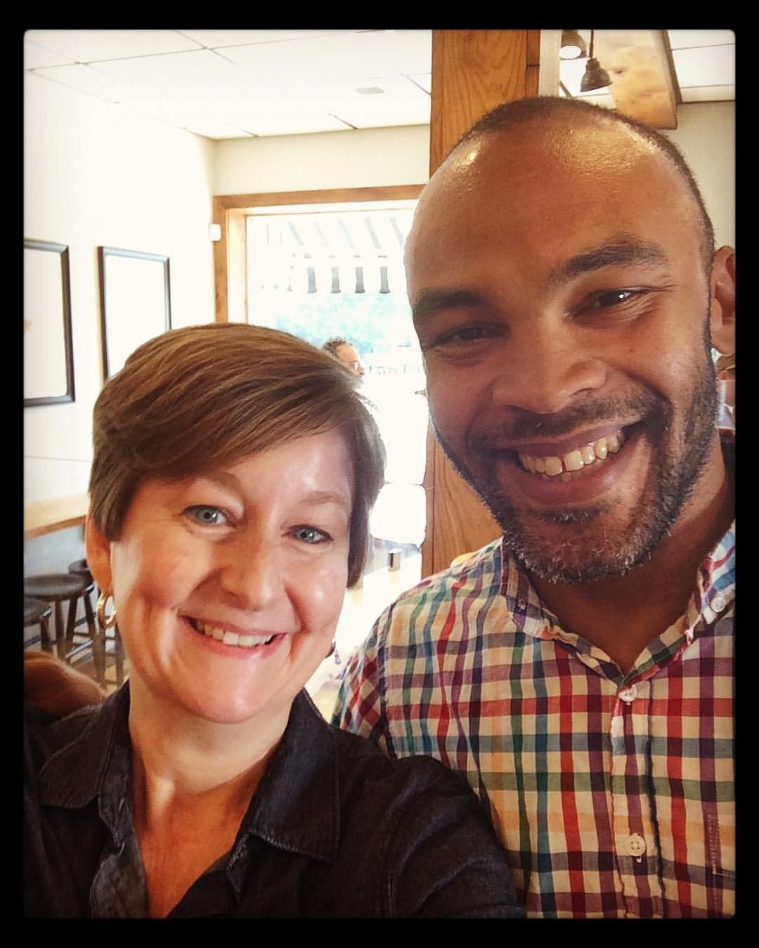 """New episode! Learn how MarieBette Café & Bakery made the """"Bronut"""" famous in my talk w/Jason Becton. #Cville #food"""