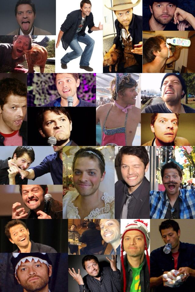 And this is why I Love Misha Collins! :D <33
