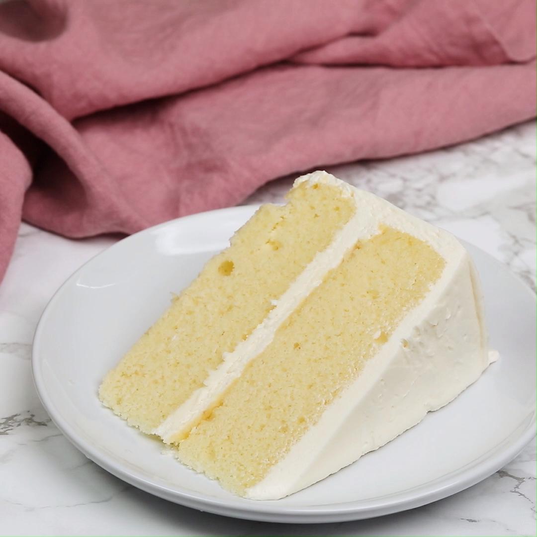 Photo of Basic Vanilla Cake