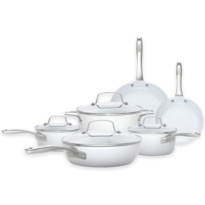 Buy Bialetti® Purity Ceramic 10Piece Cookware Set from