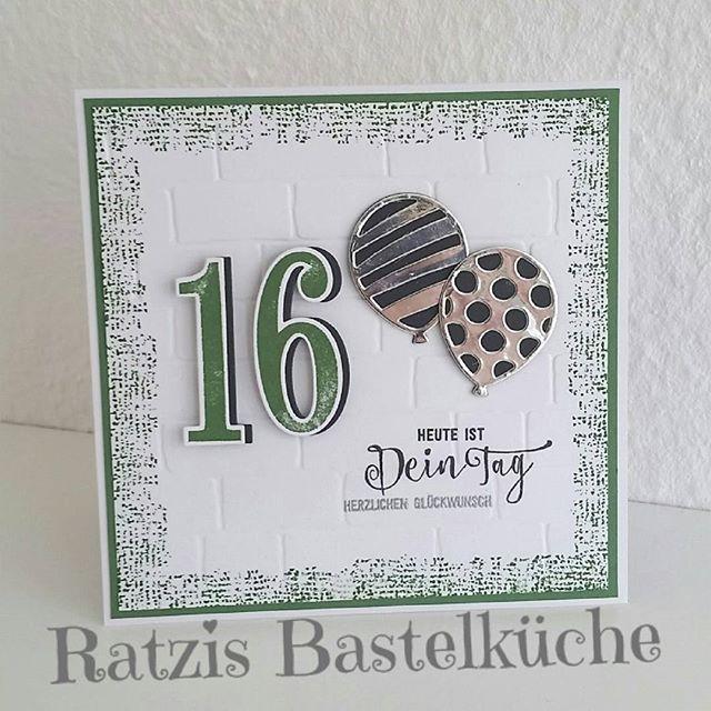 Mein Neffe @felix_trejo08 wurde 16...Happy Birthday mein Lieber ...