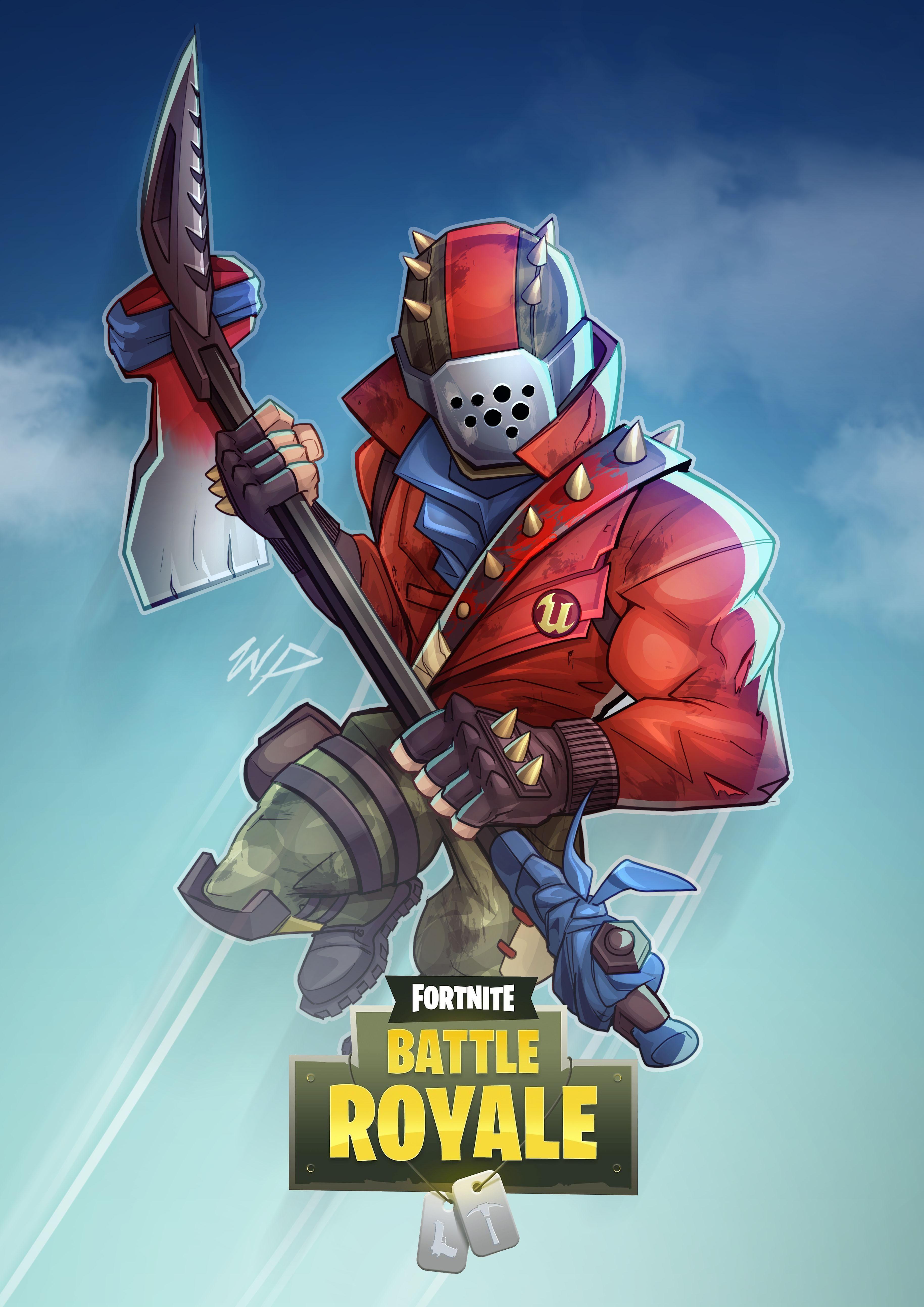 Fan Art With Images Ninja Wallpaper Gaming Posters Fortnite