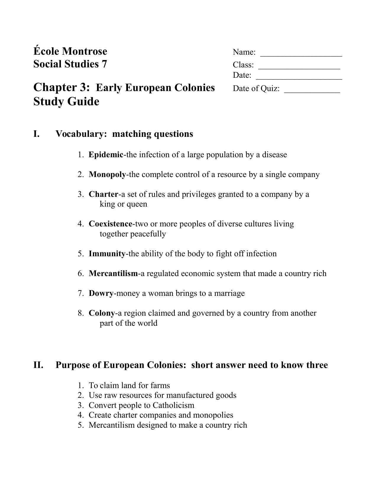 Chapter 2 Economic Systems Worksheet Answers