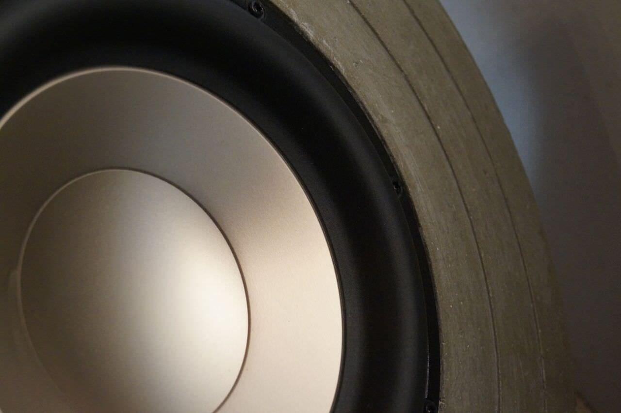 Stunning Lautsprechergeh use aus Beton von Christoph Pesch http pesch concrete