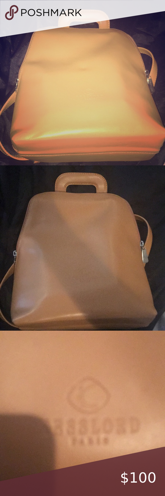dad4f0cebb Authentic Kesslord Mini Backpack Authentic Kesslord Mini Backpack from  Paris. This was purchased from the