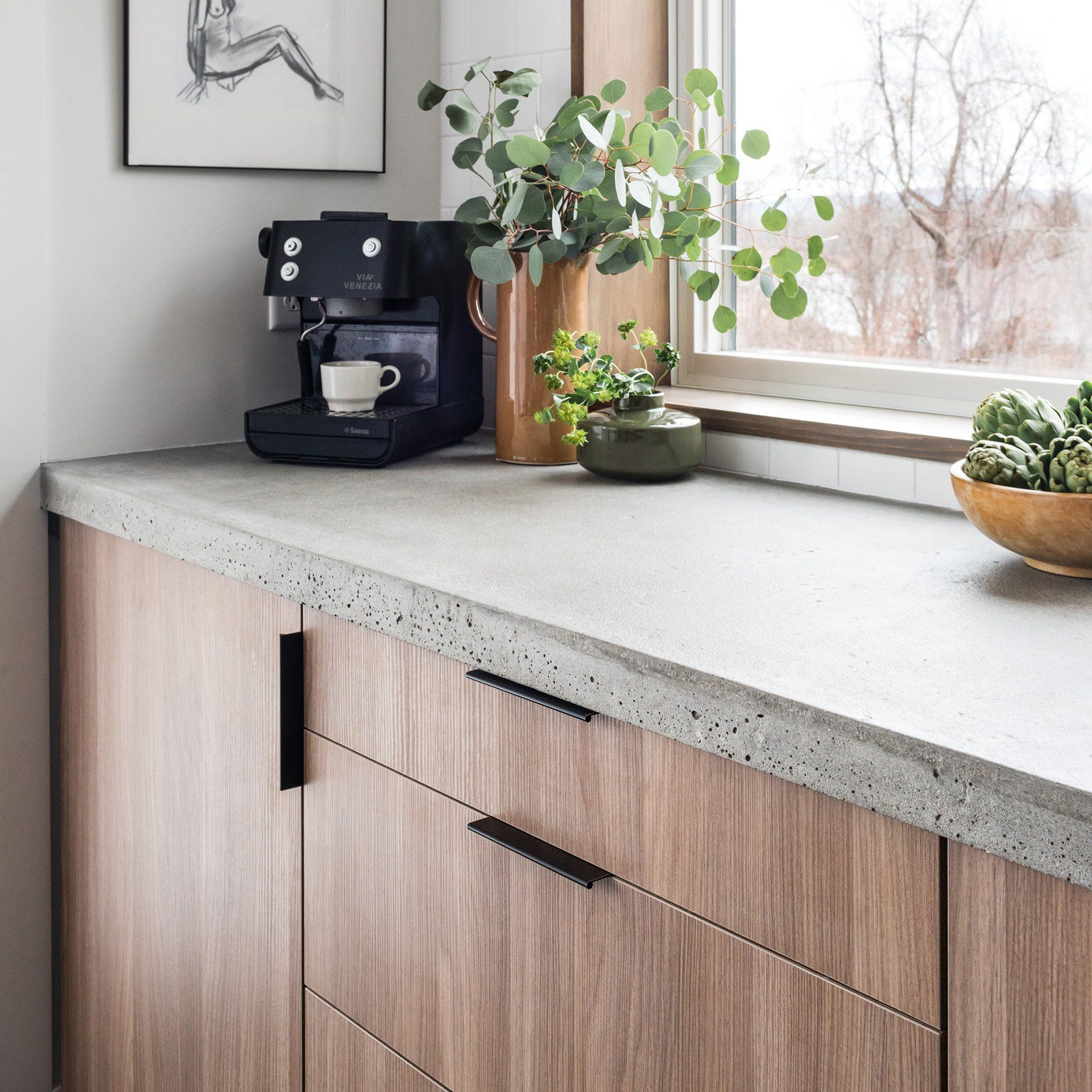 An EcoFriendly, Elevated Ikea Kitchen - Modern zen kitchen, Zen kitchen, Home decor kitchen, Kitchen design, Kitchen remodel, Ikea kitchen - Design Shannon Tate Photographer Joyelle West Location Massachusetts