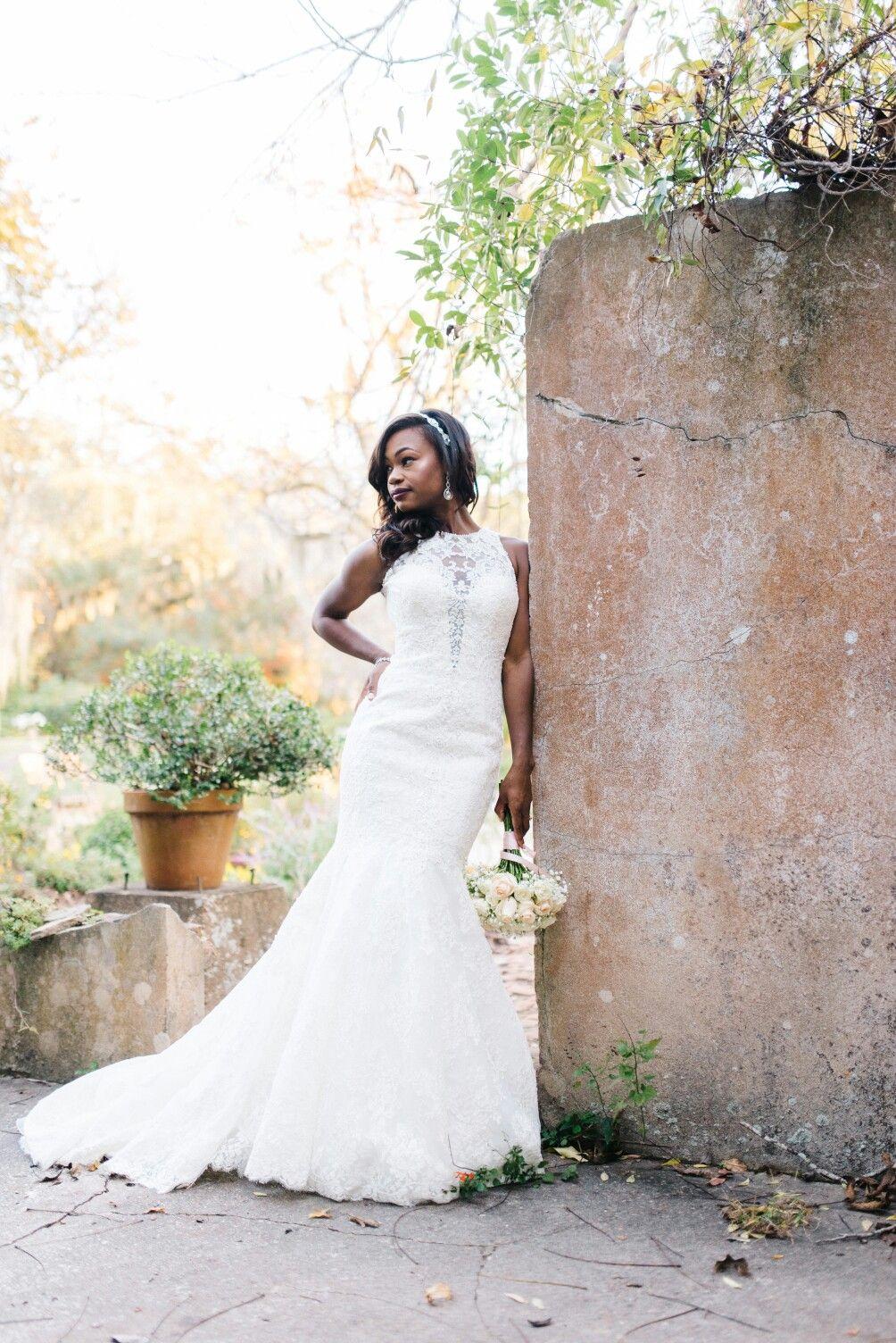 Trinity + Damian\'s Wedding | African american brides, Black bride ...