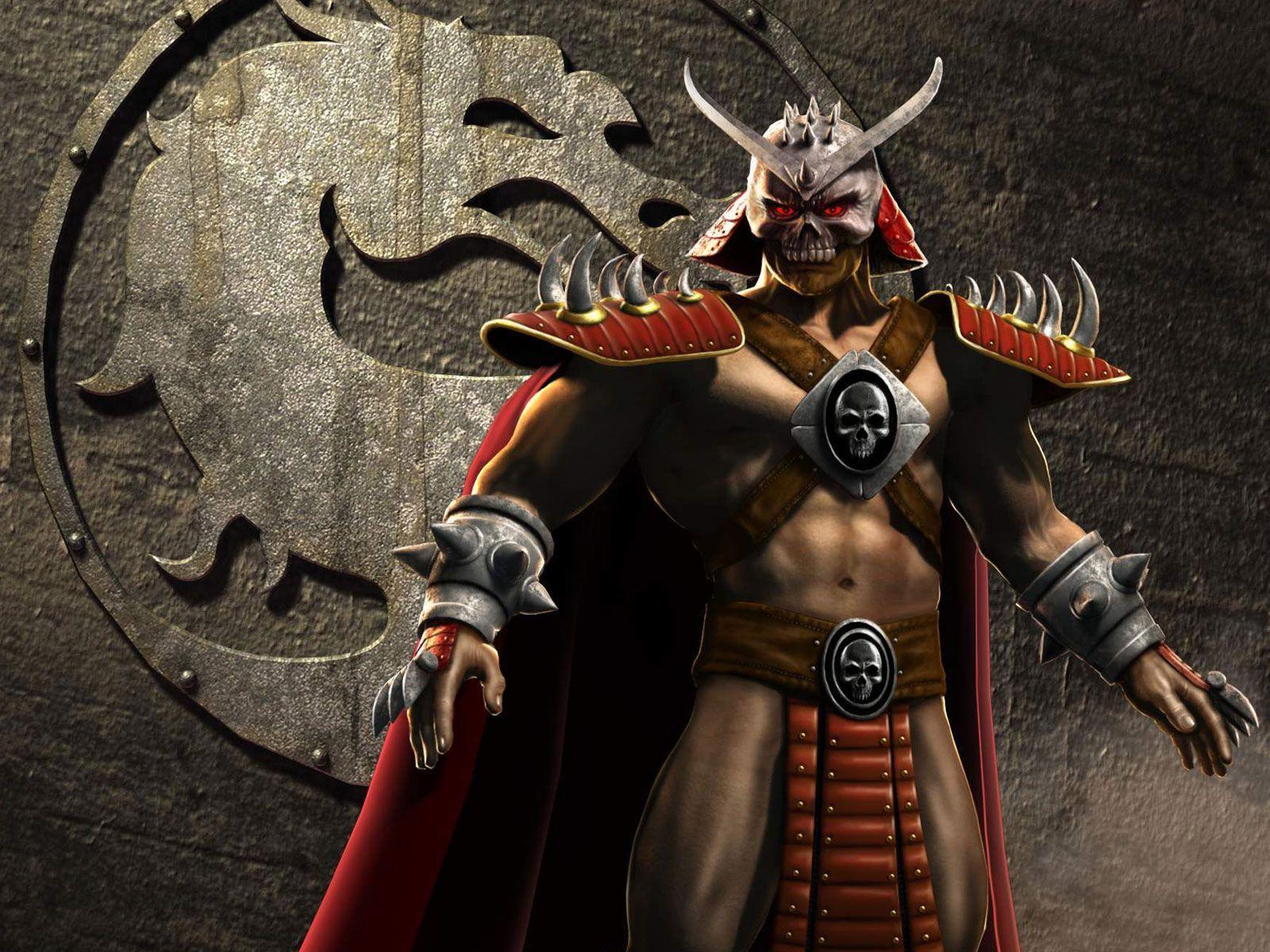 Mortal Kombat Deception Shao Kahn Wallpaper (Wallpaper