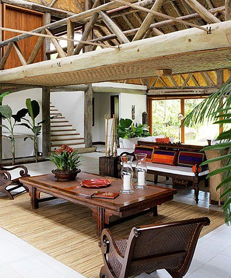 Bali Home Design Ideas: Inside Bella And Edward's Honeymoon Island Home