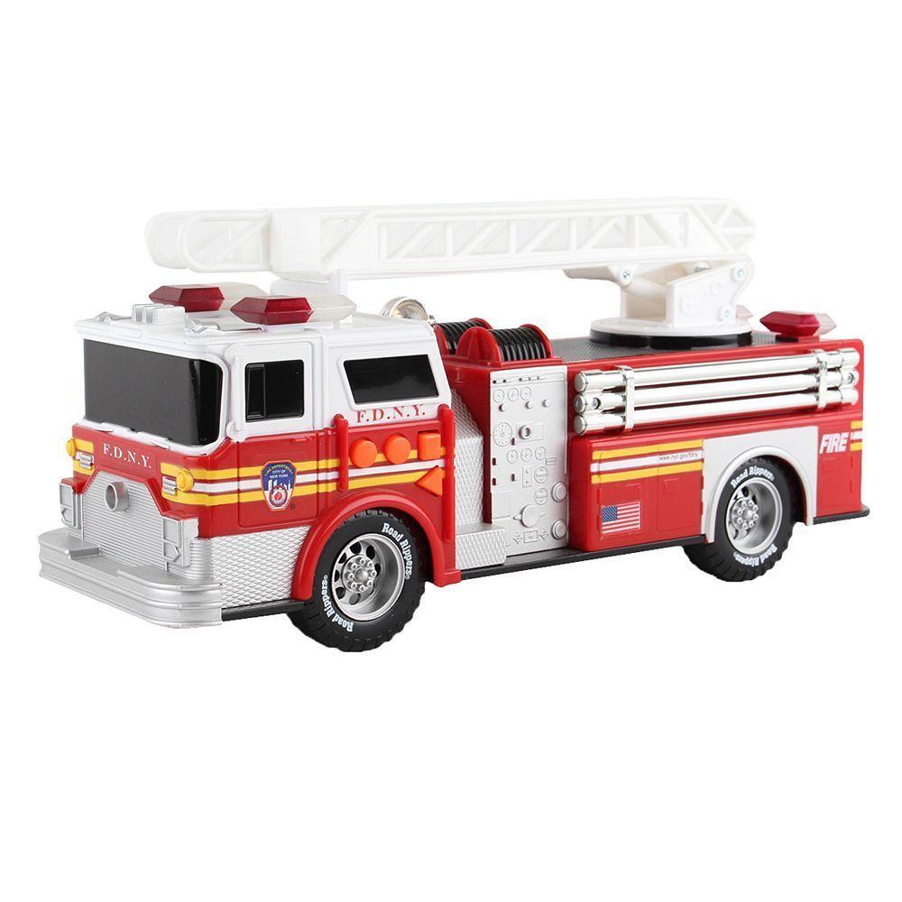 Daron New York City Fire Department Motorized Fire Truck